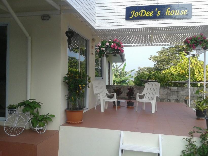 Jodee's House, Koh Si Chang