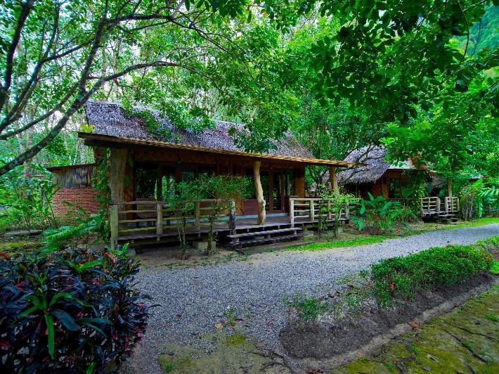 The Cliff and River Jungle Resort, Phanom