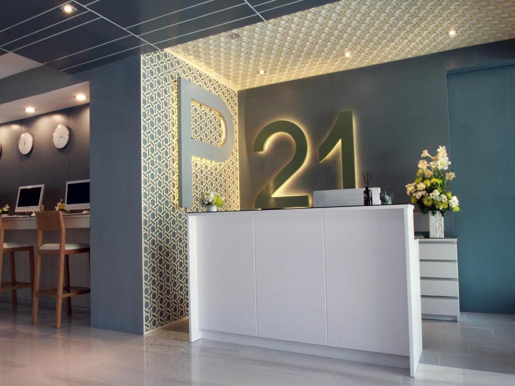 P21 チェンマイ ホテル1