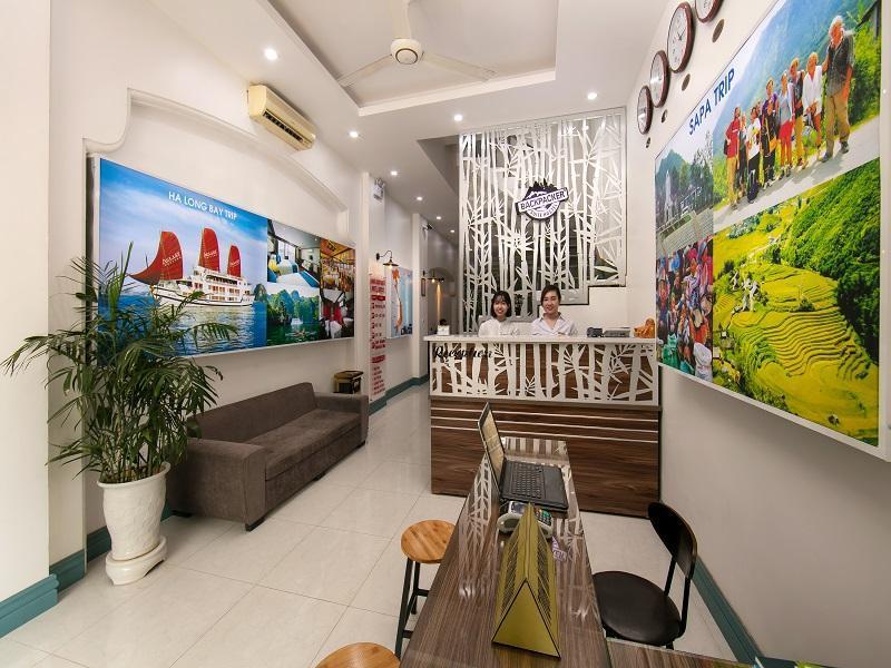 Hanoi Backpackersuite Hostel, Hoàn Kiếm