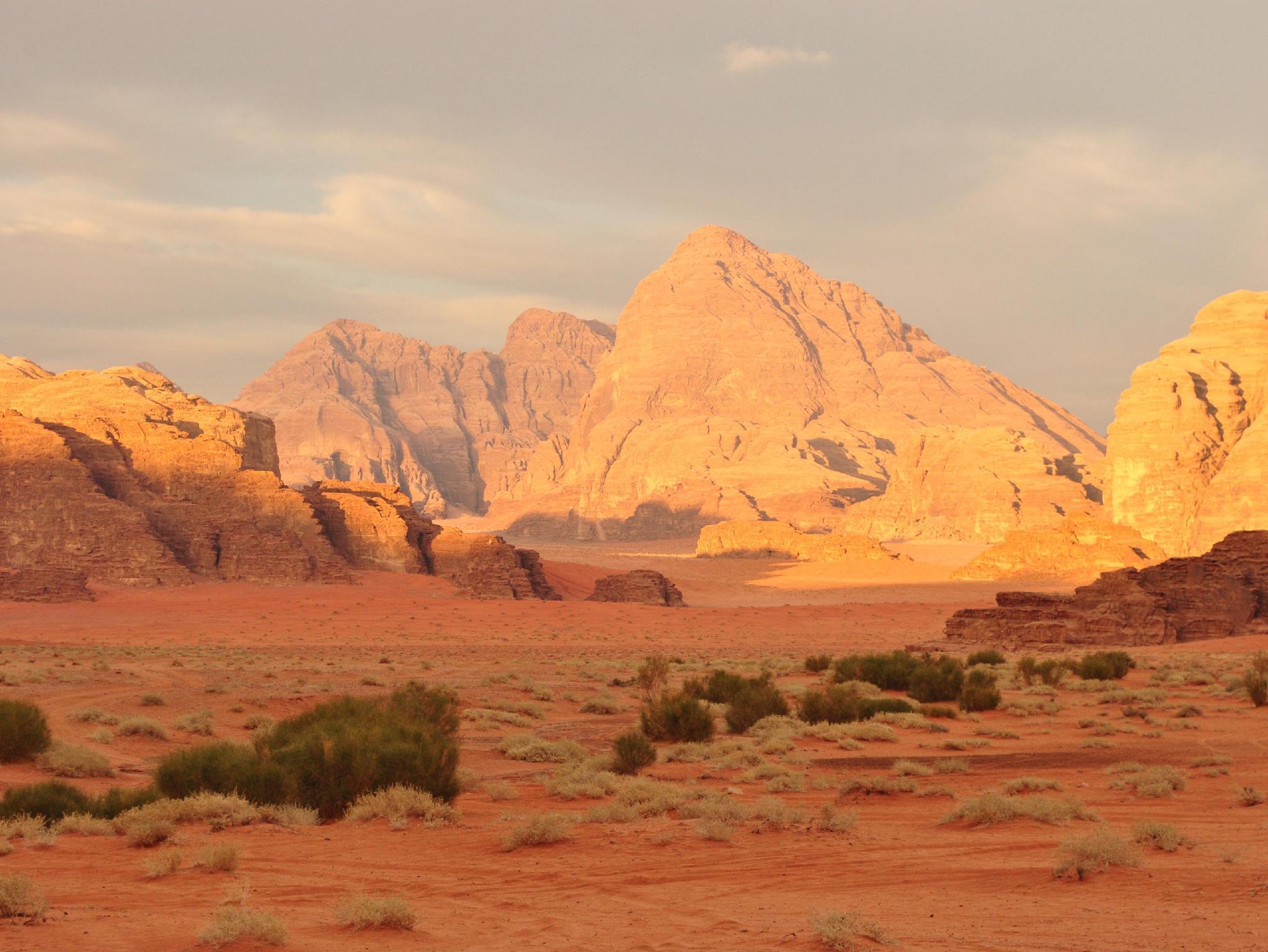 Wadi Rum Lawrence Camp, Quaira