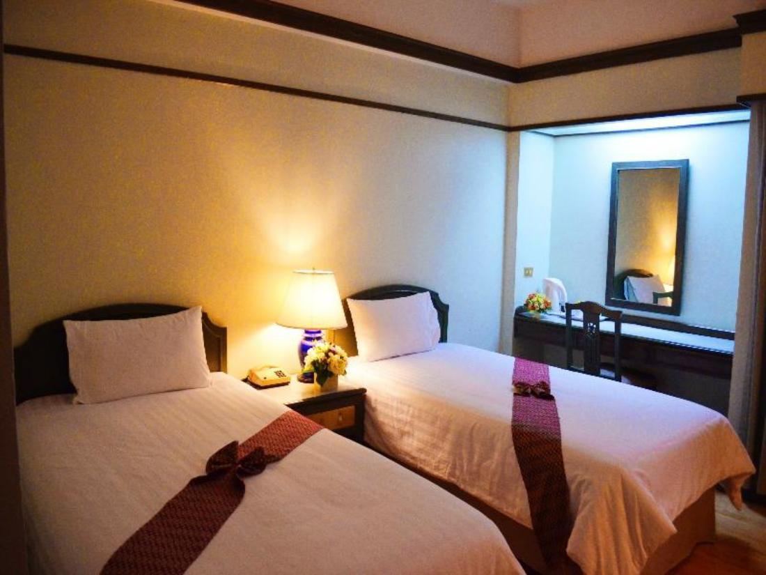 Best Price on Grand Plaza Hotel in Hat Yai + Reviews!