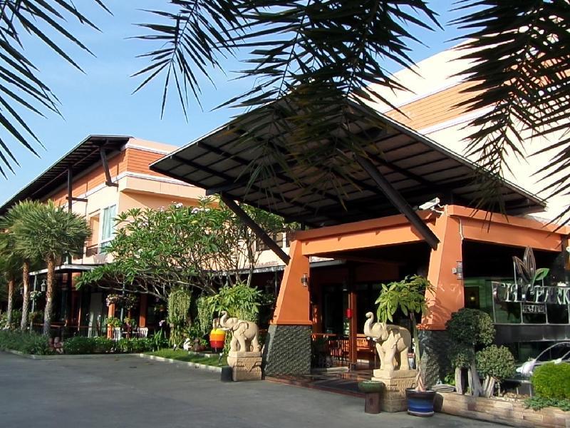 城市公園飯店