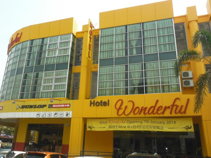 Hotel Wonderful, Klang