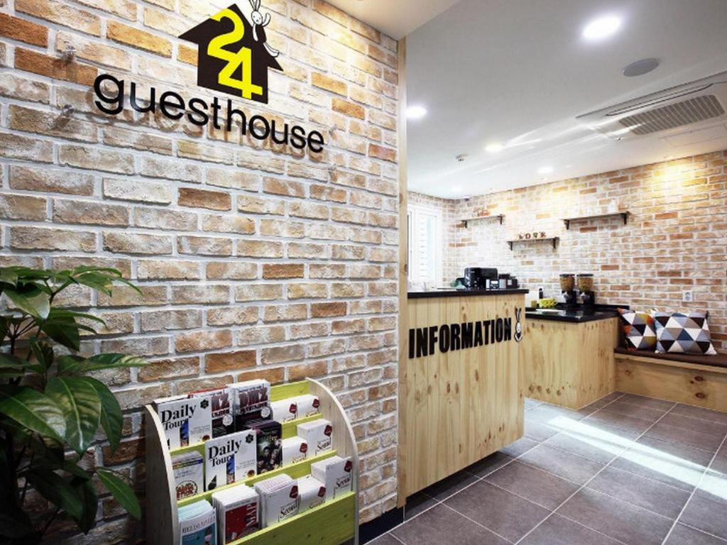 24 Guesthouse Myeongdong Avenue1