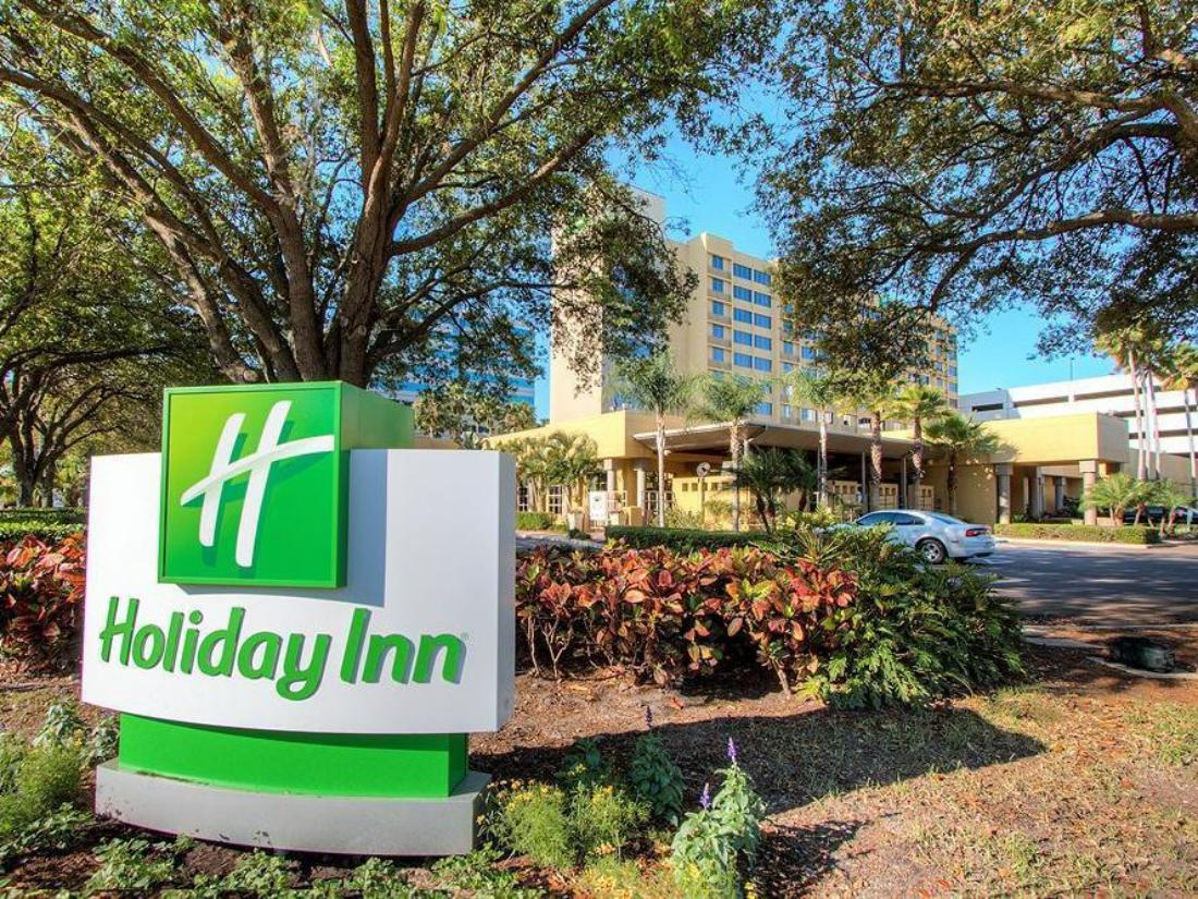 Best Price On Holiday Inn Tampa Westshore Airport Area In Tampa Fl