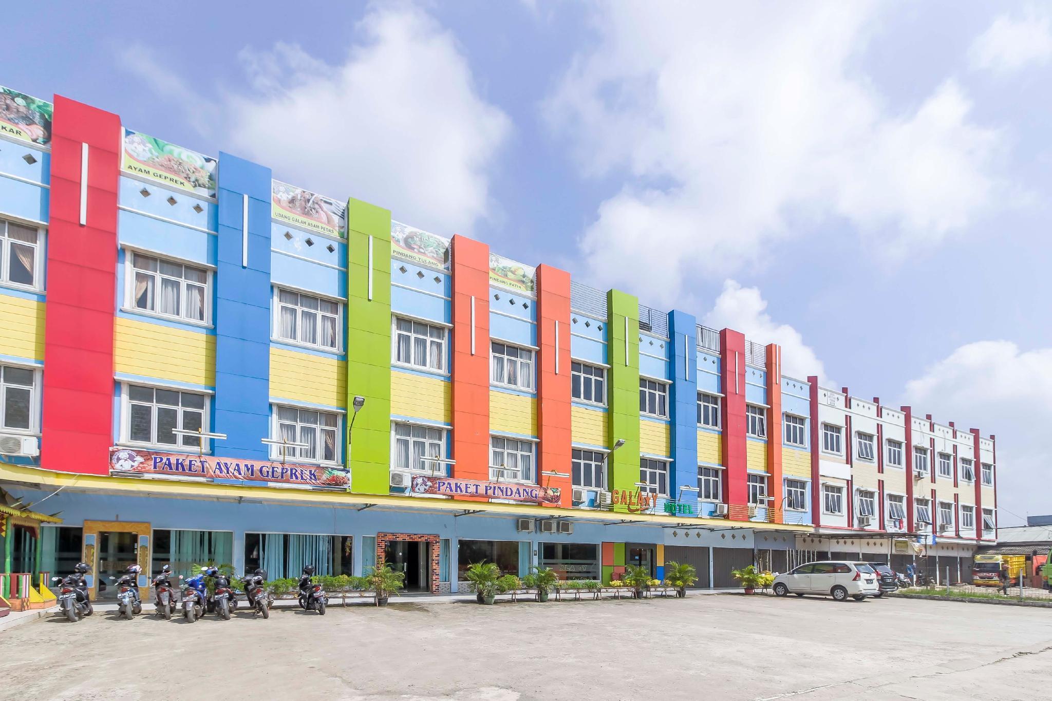 Hotel Galaxy, Palembang