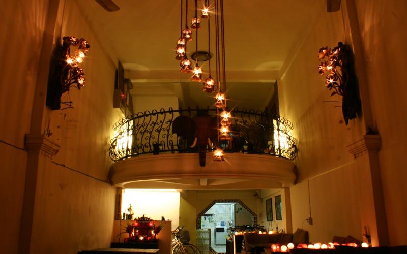 生而自由旅館