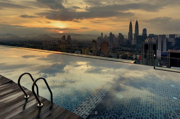 KL Skyline Hostel & Rooftop Infinity Skypool, Kuala Lumpur