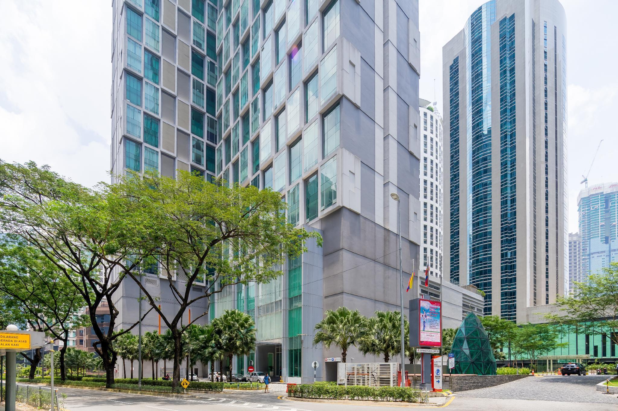 Soho Suites KLCC by Amigos, Kuala Lumpur