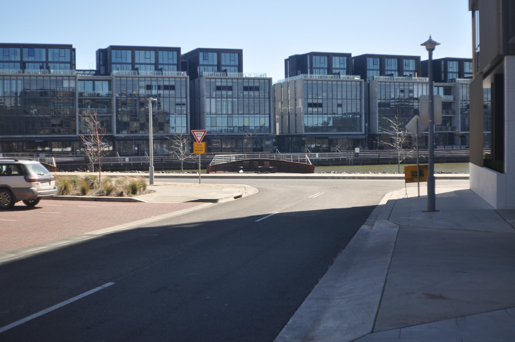 Accommodate Canberra - Azure, Fyshwick