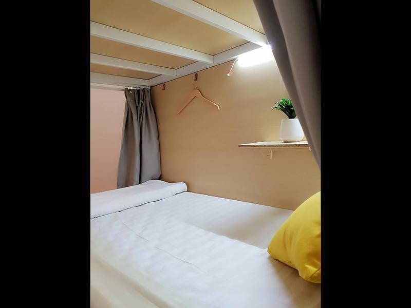 第1郡的1臥室獨棟住宅 - 20平方公尺/1間專用衛浴