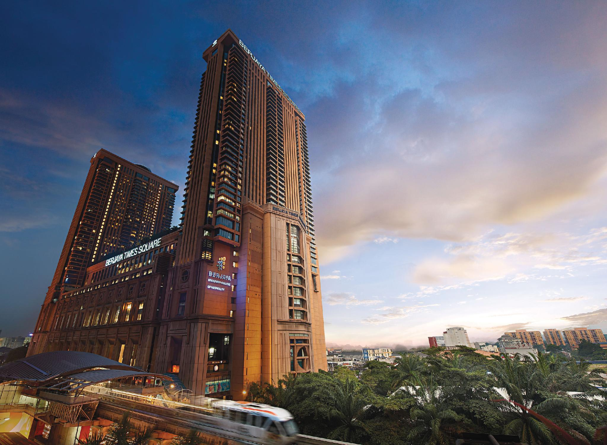 Comfort Service Apartment At Times Square, Kuala Lumpur