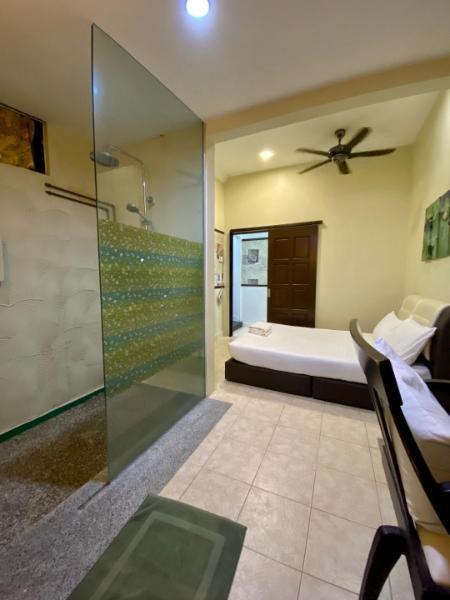 丹絨武雅的1臥室獨棟住宅 - 3平方公尺/0間專用衛浴