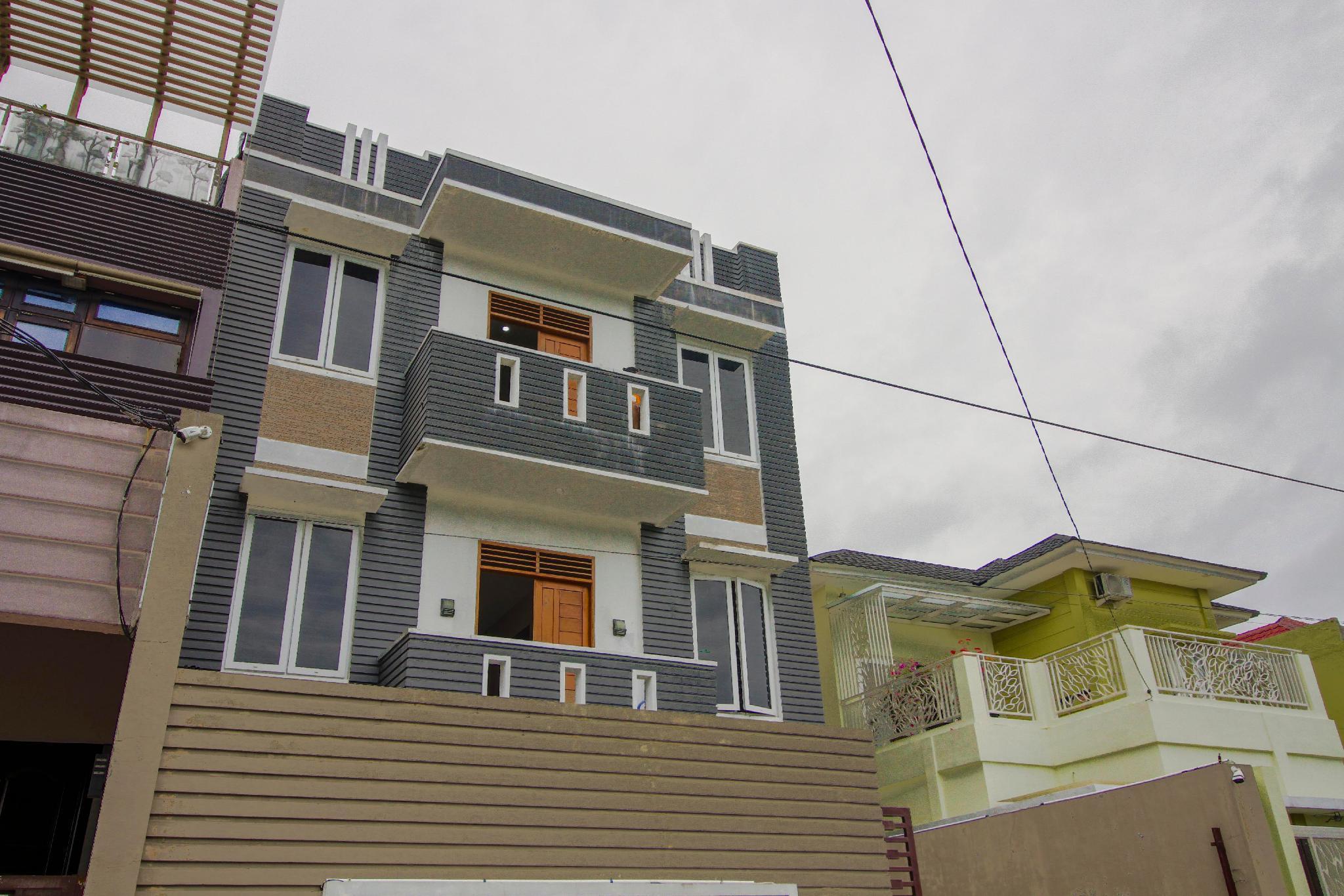02 Residence, Medan