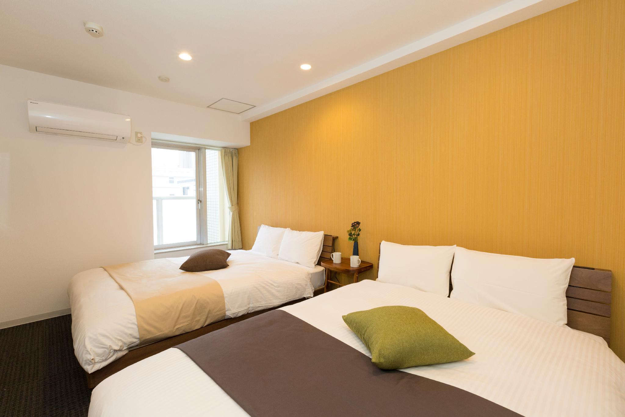 Residence Hotel Stripe Sapporo, Sapporo