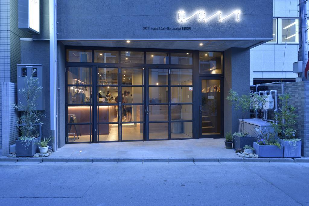 ORIT Hostel Cafe Bar Lounge, Sendai