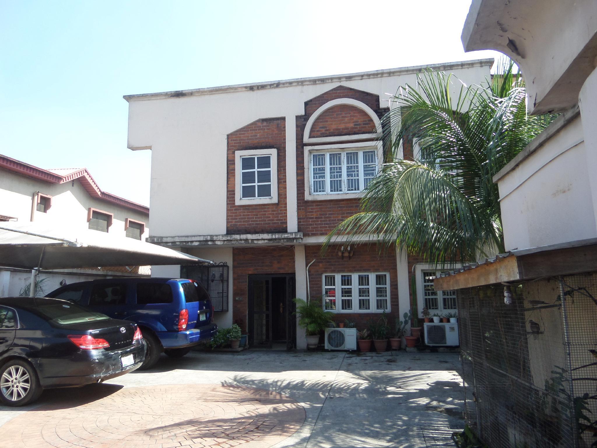 House No 12B (Serviced Apartment), Kosofe
