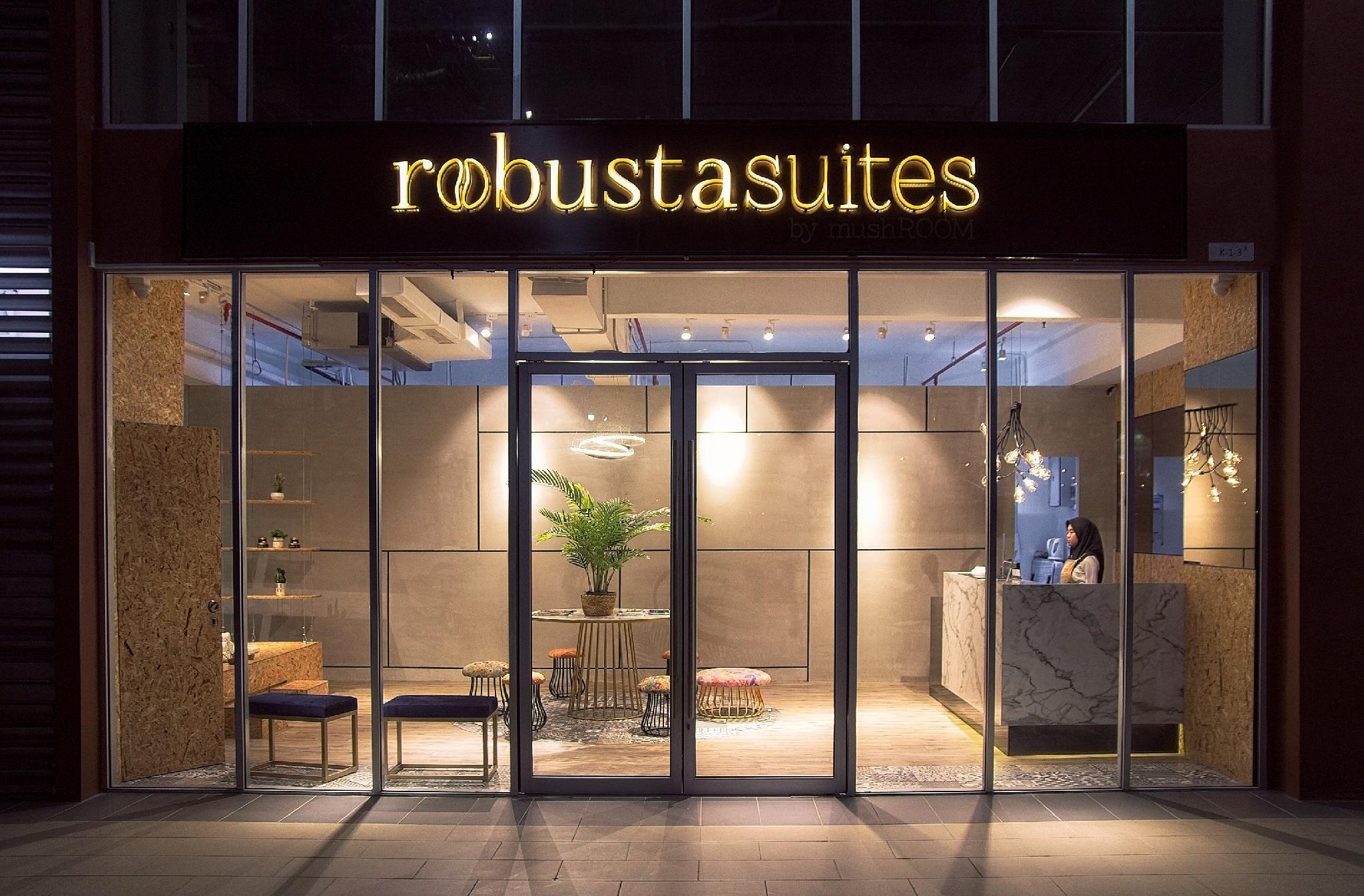 Robusta Suites by mushROOM, Kota Kinabalu