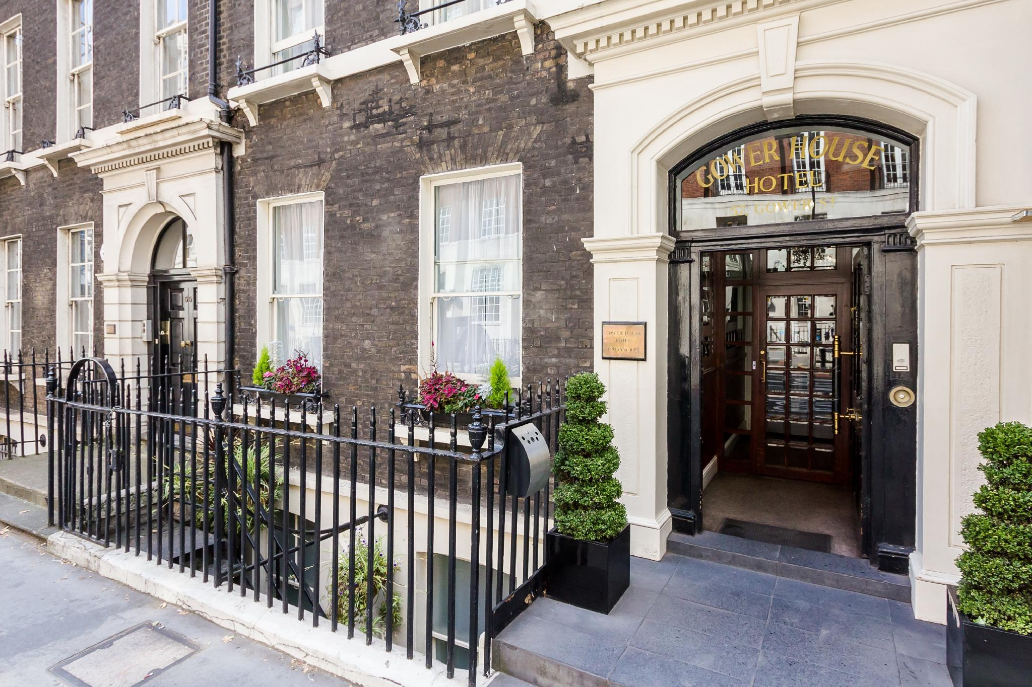 Gower House Hotel, London