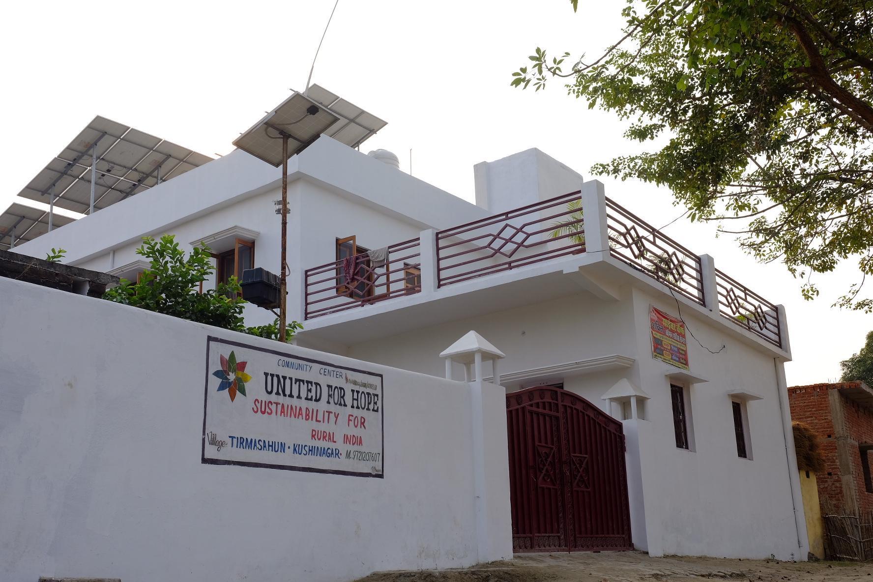 United for Hope, Kushinagar