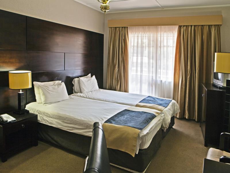 Sunnyside Park Hotel, City of Johannesburg