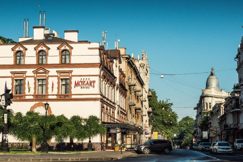莫扎特飯店