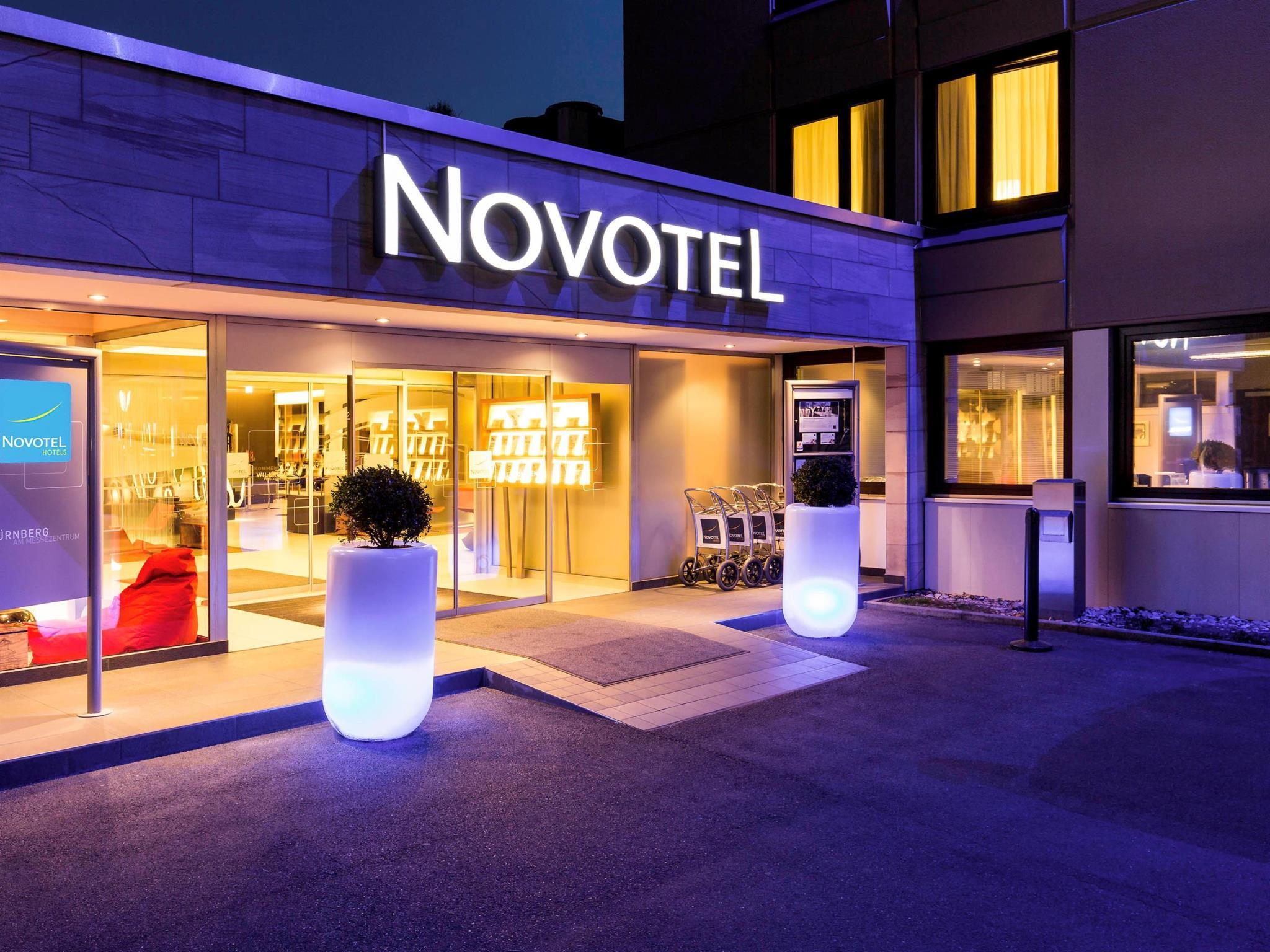 Novotel Nurnberg Am Messezentrum Hotel, Nürnberg