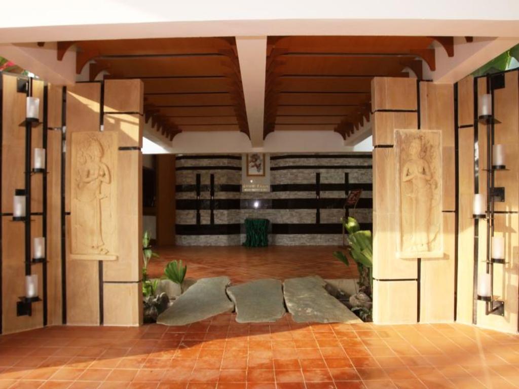 ブミヤマ ビーチ リゾート3