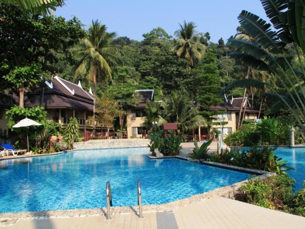 ブミヤマ ビーチ リゾート6