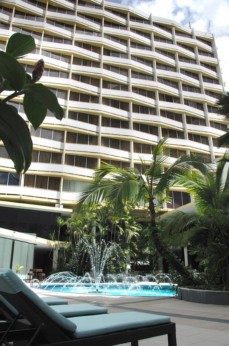 Continental Hotel & Casino, Panamá