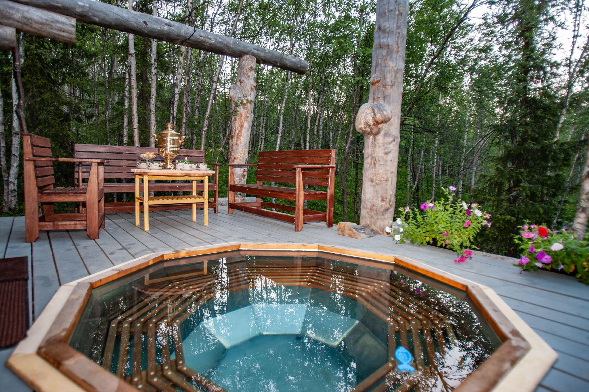 Eco-home, Kol'skiy rayon