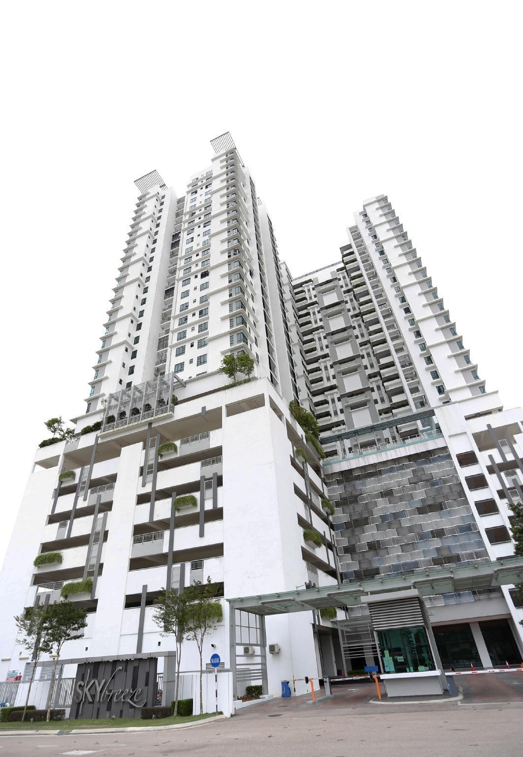 Sky Breeze Apartment, Johor Bahru