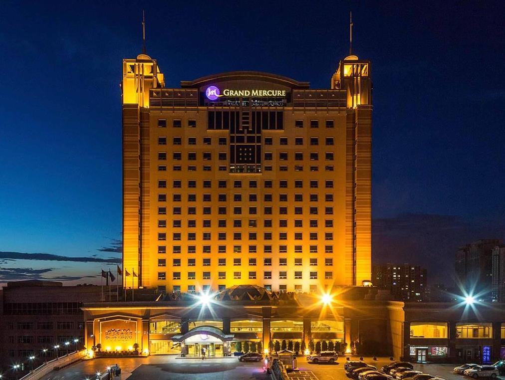 Grand Mercure Urumqi Hualing Hotel, Ürümqi