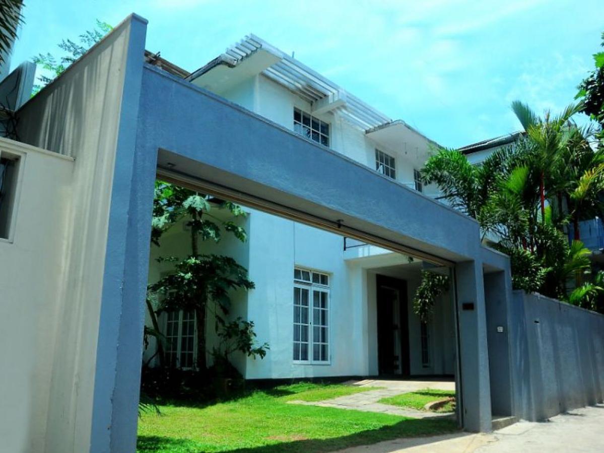 White Cottage, Sri Jayawardanapura Kotte