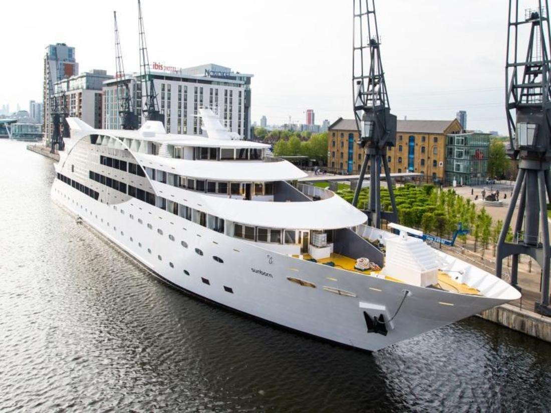 Sunborn London Yacht Hotel Deals