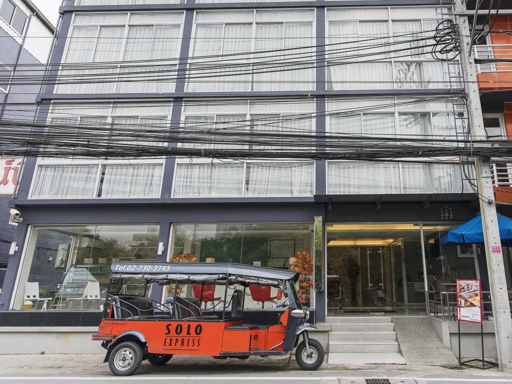 ソロ エクスプレス バンコク ホテル16