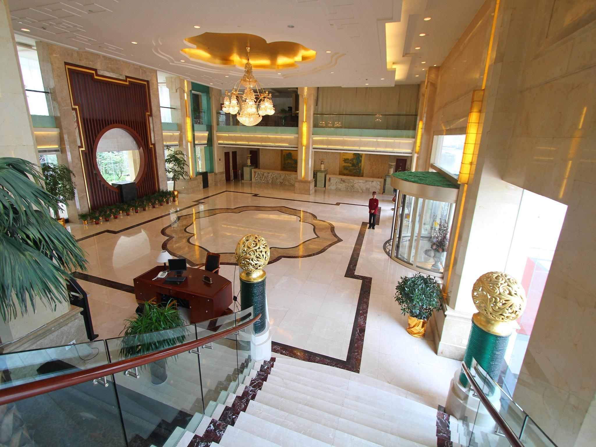 Yushan Hotel, Suzhou