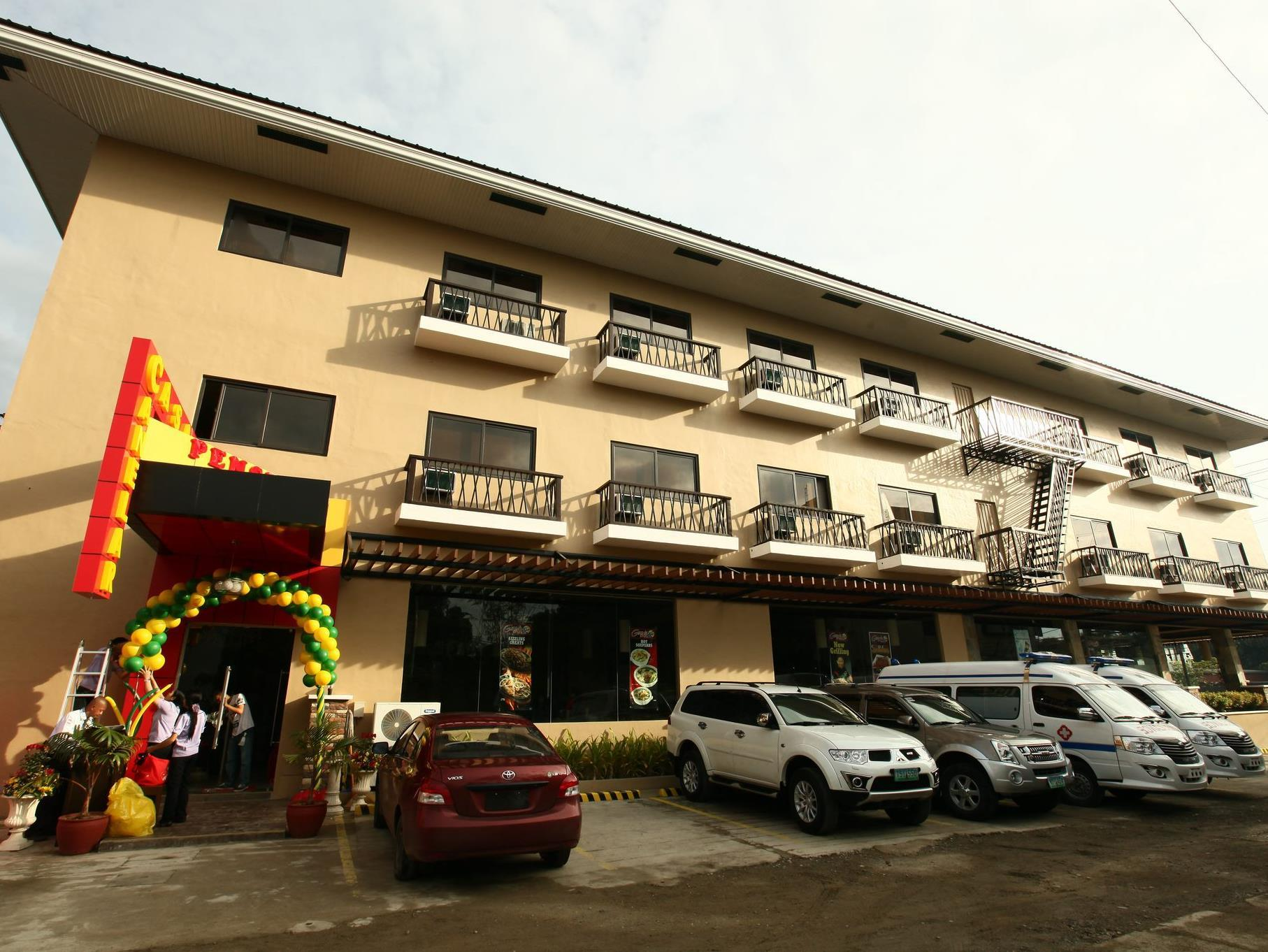 Casa Canelar Pension, Zamboanga City
