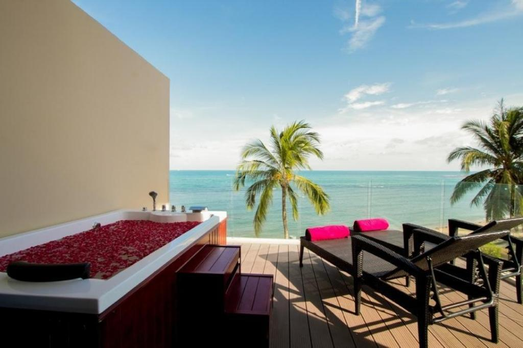 Best price on royal beach boutique resort and spa in samui for Best boutique beach resorts