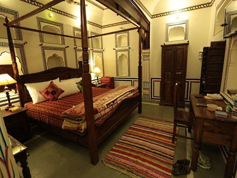 Radhika Haveli Hotel, Jhunjhunun