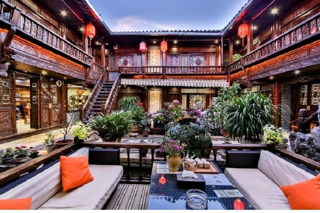 丽江和木居客栈 (lijiang hemuju inn)图片