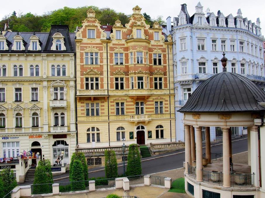 Hotel Ester, Karlovy Vary