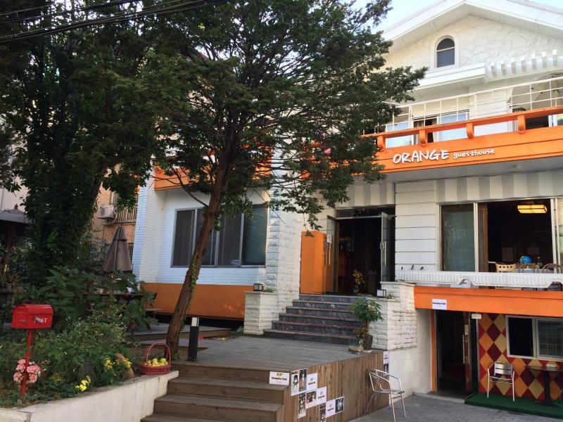 弘大橙色民宿