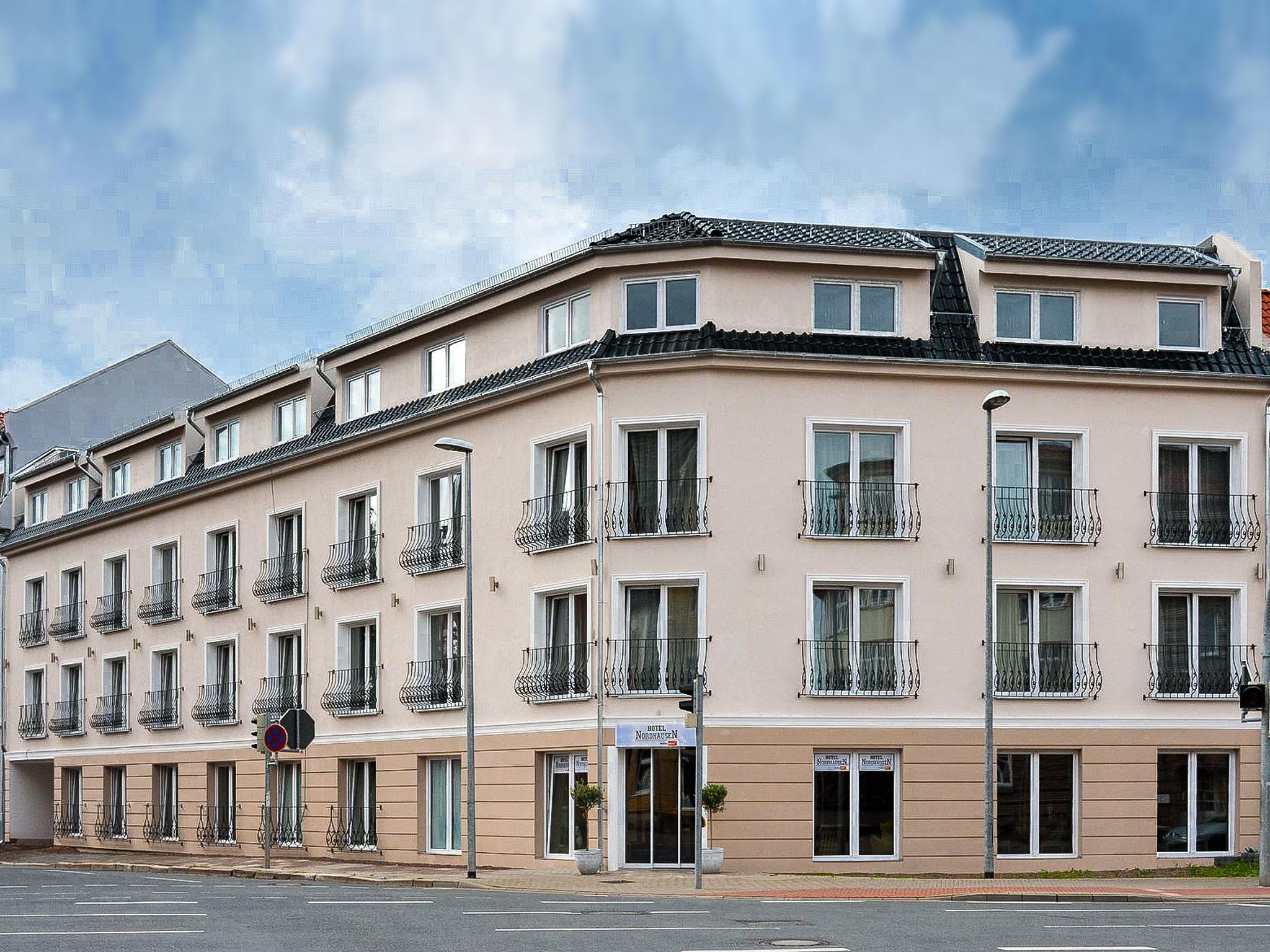 Hotel Nordhausen Motel Plus, Nordhausen