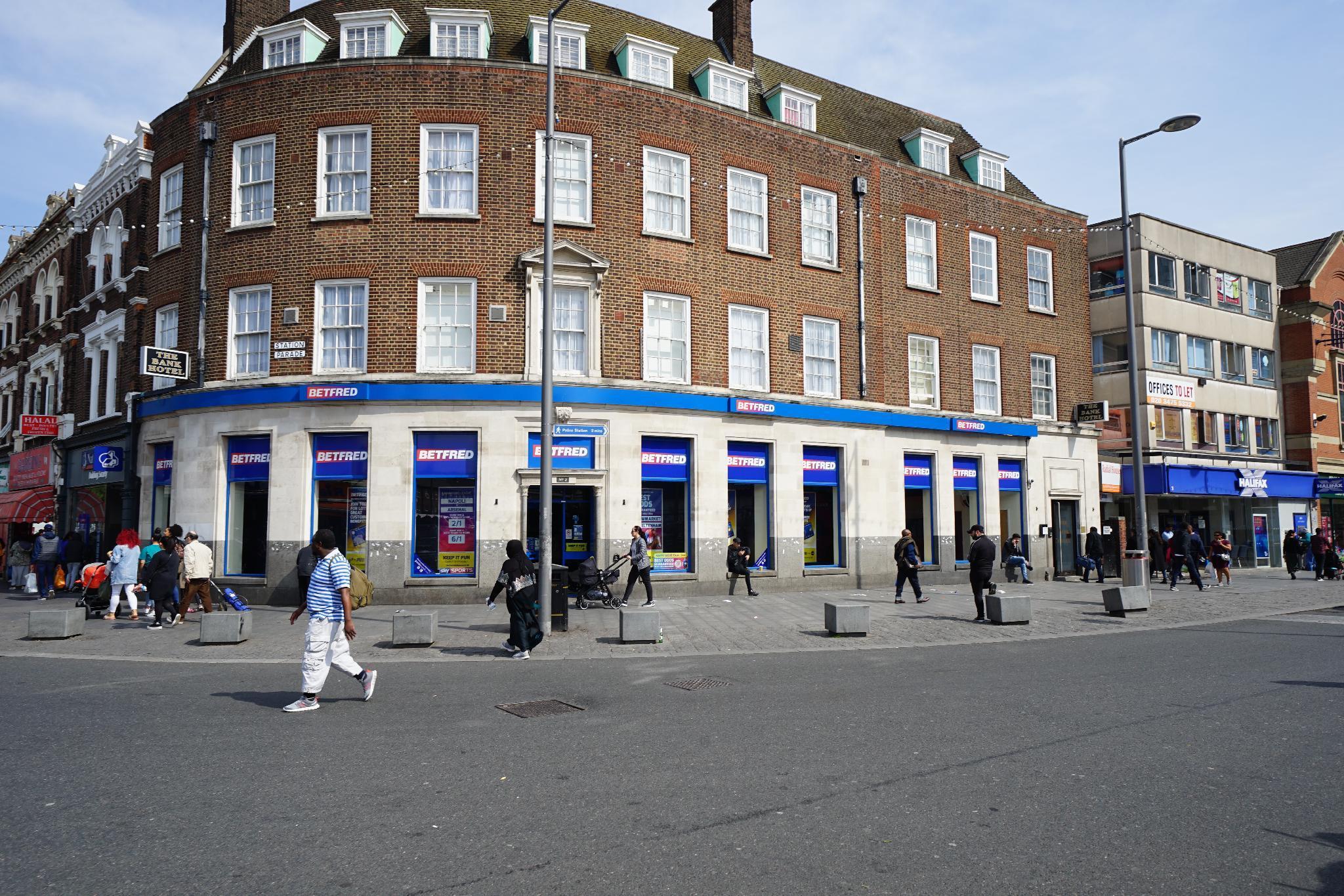 Bank Hotel London