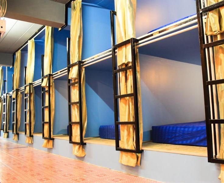 芭堤雅駐足青年旅館
