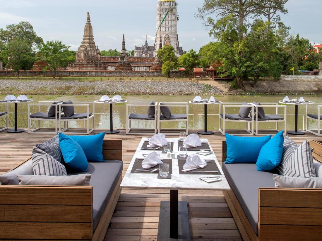 Best price on sala ayutthaya in ayutthaya reviews for 41 river terrace ny ny