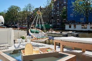 Luxury Houseboat Amsterdam Centre 110m2 3br