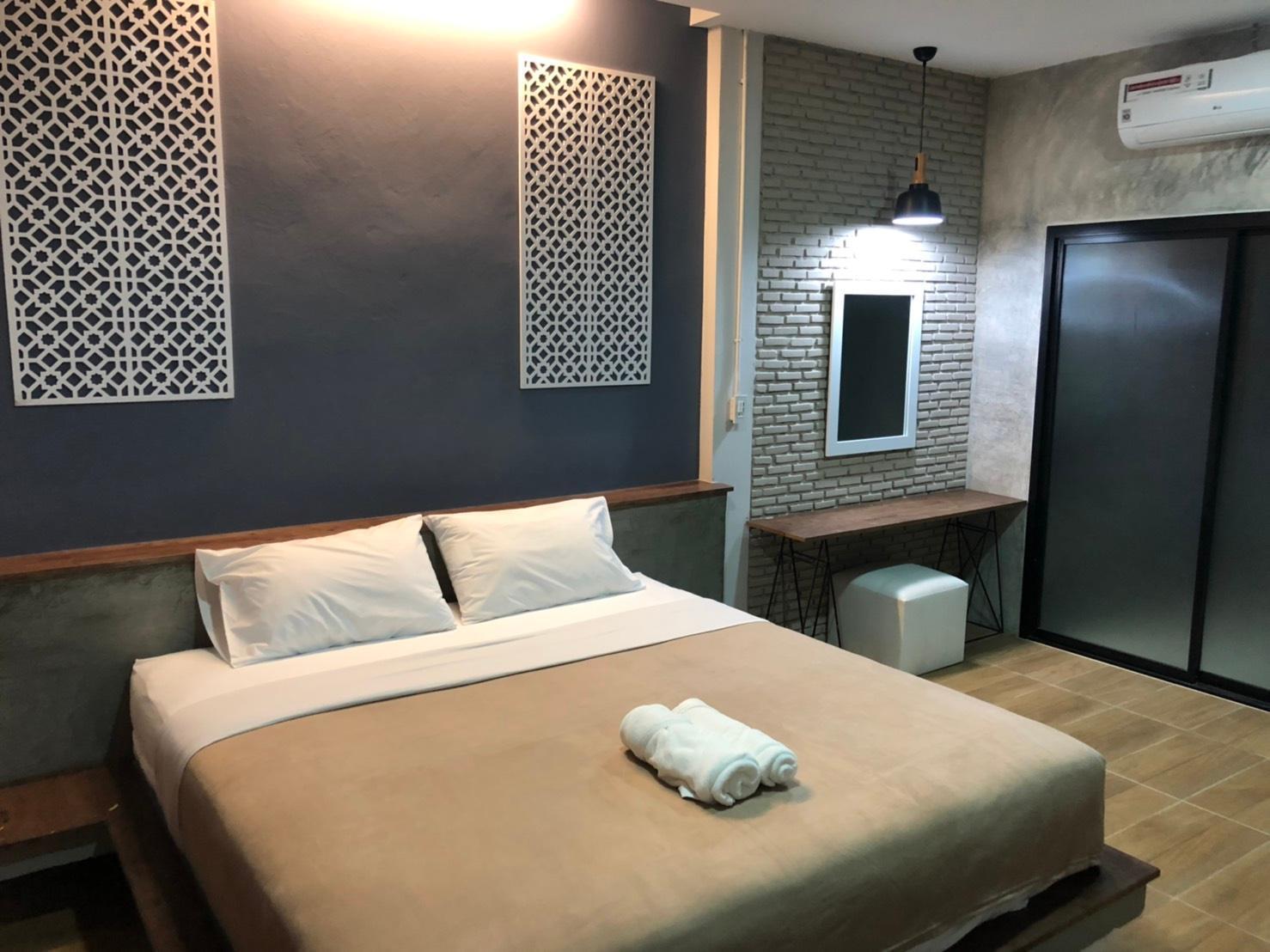 The C hotel, Muang Amnat Charoen